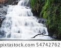 Datanla waterfall in Da Lat, Vietnam. 54742762