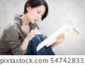 การอ่านไลฟ์สไตล์หญิง 54742833