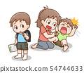 家庭插圖 54744633