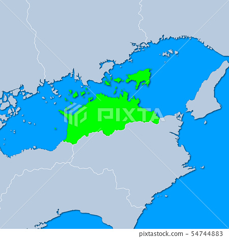 香川縣地圖 54744883