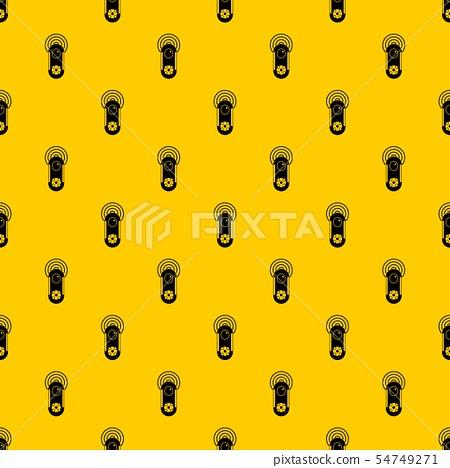 Game joystick pattern vector 54749271