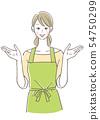 圍裙的婦女指南 54750299