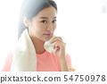 女性运动健康 54750978