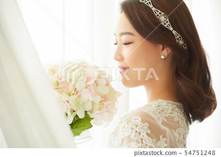 女裝新娘 54751248
