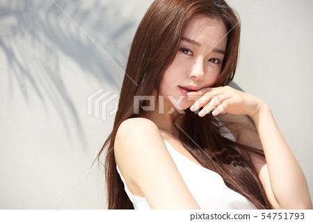 女性美容護髮 54751793