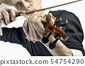 violin solo 54754290