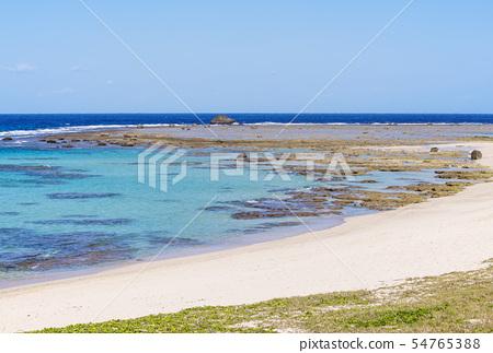 奄美大島Tomori海岸熱門海灘奄美海奄美旅遊景點 54765388