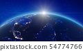 South-east Asia from space 54774766