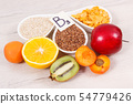 Nutritious products containing vitamins 54779426