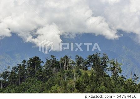 山上風景-大雪山國家森林遊樂區,台灣    54784416