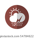 Icon design in flat style. 54784622
