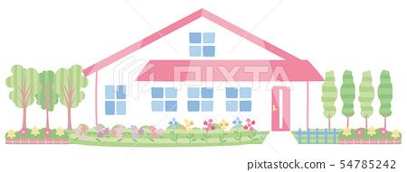一幢房子 54785242