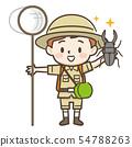 곤충 채집 54788263