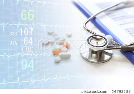 Medical image consultation 54792588