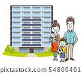 Family: house, apartment 54806461