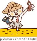 高中女孩手机 54811489