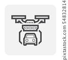 drone equipment icon 54832814
