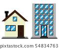 집과 아파트 54834763