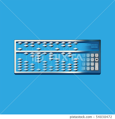 Vector Abacus and Calculator 54838472