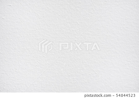 Close-up white Cotton canvas fabric background High Resolution texture for design 54844523