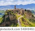 Civita di Bagnoregio, Lazio, Central Italy 54849461
