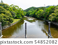 Uji Bridge, Isuzu River Ise Shrine 54852082