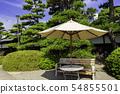 다카마쓰 성지 玉藻 공원 披雲 閣前 파라솔 가가 와현 다카마쓰시 54855501