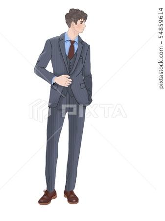 Suit Men 54859614