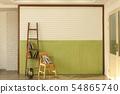 벽, 벽지,인테리어,  54865740