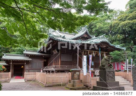 Yoyogi Hachimangu Shrine 54866877