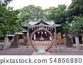 Yoyogi Hachimangu Shrine 54866880