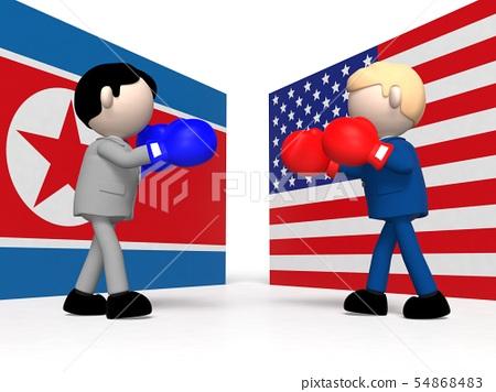 美國和朝鮮之戰 54868483