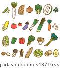 蔬菜1什錦有機蔬菜材料 54871655