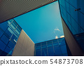 Abstract architecture background 54873708