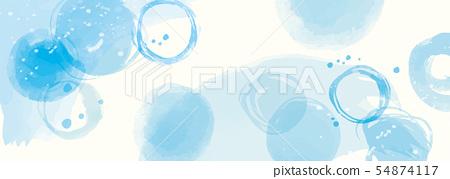 淺藍色的日本模式 54874117