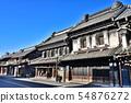 Koedo Kawagoe townscape 54876272