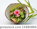Mackerel can cucumber pickles recipe 54880866