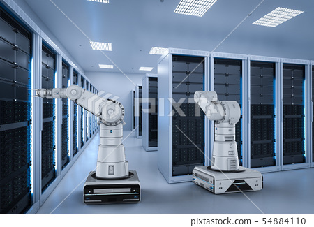 automation server room 54884110