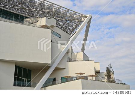 臺南市美術館二館 台南 台灣 美術館 建築 Tainan Art Museum 54889983