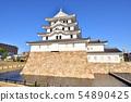 아마 가사키 성 145 년만에 재건 헤세이 마지막 개성 아마 가사키 성지 공원 효고현 아마 가사키시 54890425
