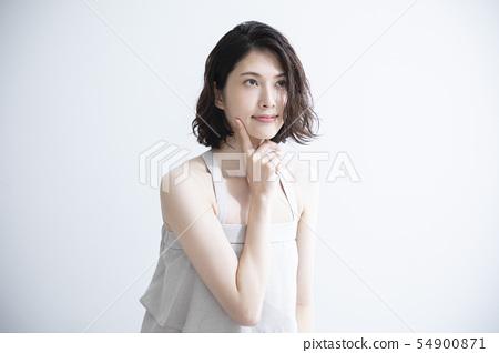 美女形象 54900871