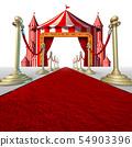 Circus Red Carpet 54903396