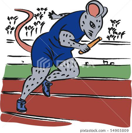 Olympics olympics athletics 54903809