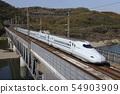 九州新幹線直達N700系列 54903909