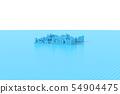 城市规划,网格上方的城市形象 54904475