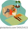 適合情侶的舒適輕鬆假期 54915413