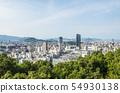 히로시마의 거리 풍경 54930138