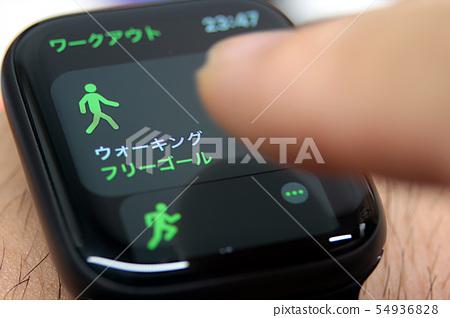 Walking smart watch 54936828