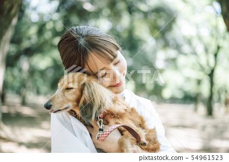 生活與狗女人 54961523