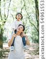 가족 생활 공원 54961553